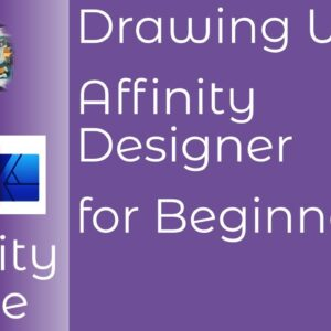Drawing With Affinity Designer for iPad for Beginners for Cartoon Characters or Story Books