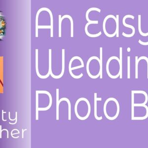 A Wedding Photo Book For Affinity Publisher
