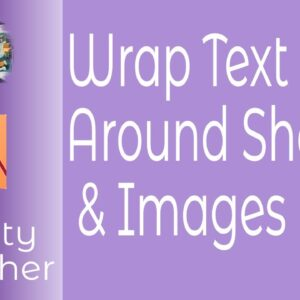 Affinity Publisher Basics Wrap Text Around Shapes and Images