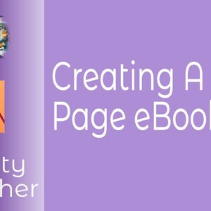 Creating A Flip Page eBook In Affinity Publisher