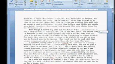 eBook Formatting Tutorial for MOBI and EPUB (1/3)