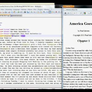 eBook Formatting Tutorial for MOBI and EPUB (2/3)