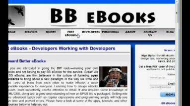 Full eBook Production Workflow Tutorial - EPUB and MOBI/KF8