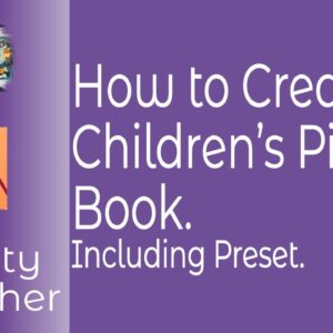 How to Create a Children's Landscape Picture Book In Affinity Publisher