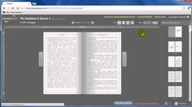 How to Upload Your Book to CreateSpace