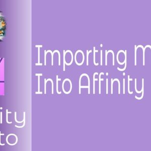 Importing Macros Into Affinity Photo For iPad
