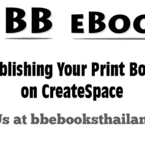 Publishing Your Print Book on CreateSpace