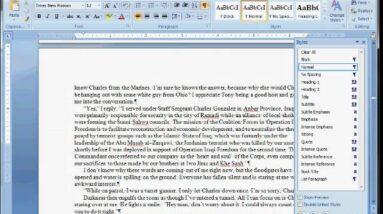Smashwords Formatting Tutorial (2/3)