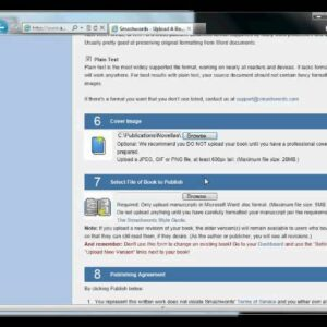 Smashwords Formatting Tutorial (3/3)