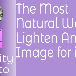 The Most Natural Way To Lighten An Image in Affinity Photo for iPad