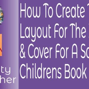 How To Create The Layout   Cover and Internal Pages   For a Children's Book in Affinity Publisher