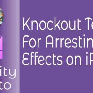 Knockout Text In Affinity Photo For Arresting Effects That You Can  For Dramatic Designs