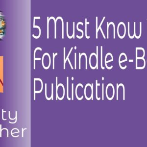 5 Must-Have Affinity Publisher Tips That You Need To Know For Kindle Creation