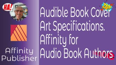 Audible Book Cover Art Specifications For All Those Authors Doing The Audible Book With ACX Thing