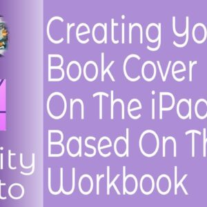 Creating Your Book Cover In Affinity Photo On iPad - Based On The Affinity Photo Workbook