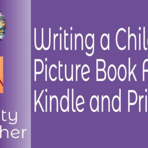Writing a Children's Picture Book For Kindle & Print   An Introduction Using Affinity Publisher