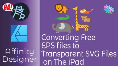 Converting Free EPS files to Transparent SVG Files In Affinity Designer