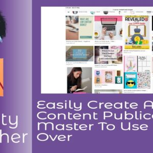 Creating A Low Content Publication Interior Master in Affinity Publisher In A Few Easy Steps