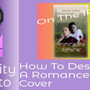 How To Design A Romance Book Cover in Affinity Photo On The iPad